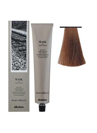 Davines Davines Mask Vibrachrom Saç Boyası 7,4 Orta Bakır Kumral 100 Ml Renksiz